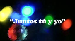 """Image of """"Juntos tú y yo"""""""