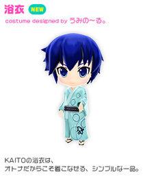 Costume yukata kaito