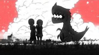 Gumi - My Crush Was A Monster Boy (気になるあいつは怪獣少年)
