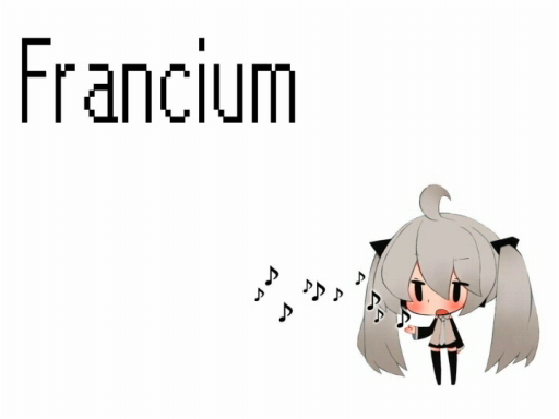 Francium | Vocaloid Wiki | FANDOM powered by Wikia