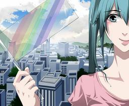 "Image of ""Rainbow (samfree song)"""