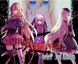 Sele-P Album- YANDELOID CONCEPTION