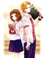 Hatsukoi no Ehon novel