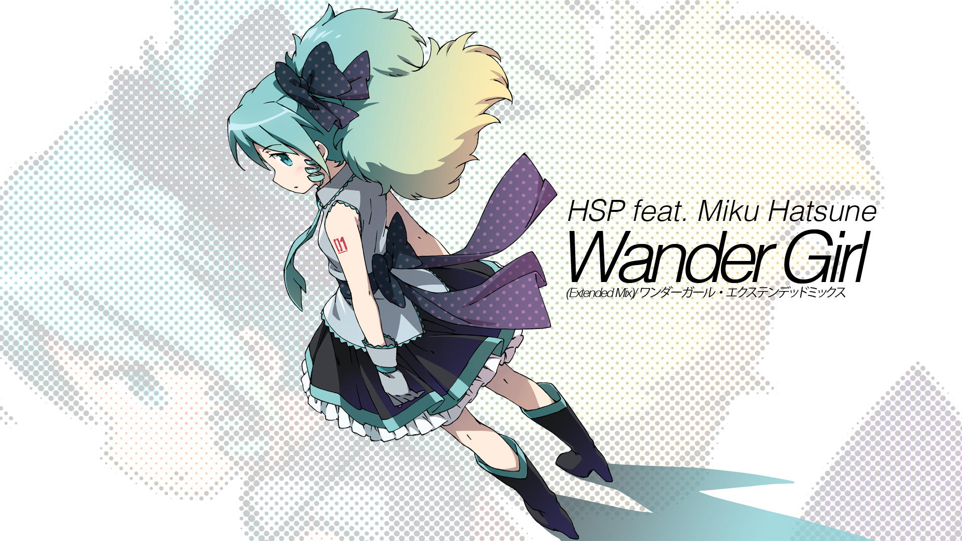 Wander Girl | Vocaloid Wiki | FANDOM powered by Wikia