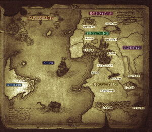 Evillious map