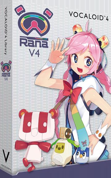 Rana V4 | Vocaloid Wiki | FANDOM powered by Wikia