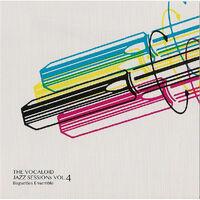 The vocaloid jazz sessions vol.4 album illust