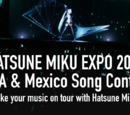 HATSUNE MIKU EXPO SONG CONTEST (2018)