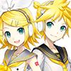 Rin & Len V4X icon