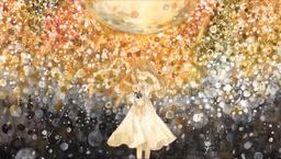 """Image of """"回る空うさぎ (Mawaru Sora Usagi)"""""""
