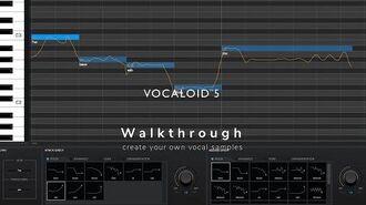 VOCALOID5 - Walkthrough