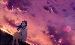 "Image of ""EarthlingnAkumi/アサガオの散る頃に (Asagao no Chiru Koro ni)"""