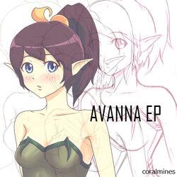 AVANNA EP by coralmines