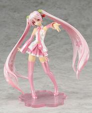 Sakura Miku 1 10 figurine