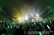 Magical Mirai 2015 audience
