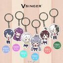 Vsinger key charms