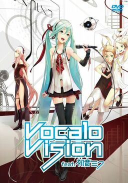 """Image of """"VOCALO VISION FEAT. 初音ミク"""""""