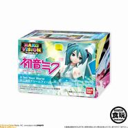 HAKO VISION Hatsune Miku- GREEN BOX