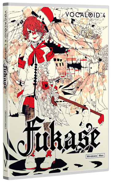 Fukase (VOCALOID4) | Vocaloid Wiki | FANDOM powered by Wikia