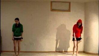 Matryoshka Dance Tutorial - Part 3