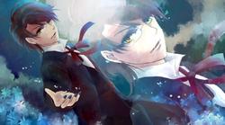 As the Vampire Kiyoteru