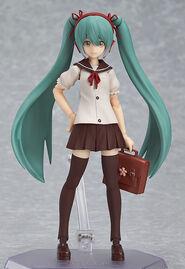 Figma Miku Sailor Uniform