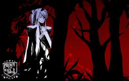 """Image of """"黒い塔の王子 (Kuroi Tou no Ouji)"""""""