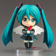 Nendoroid Co-de Hatsune Miku Red Feather Community Chest
