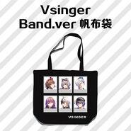 Vsinger live 2018 tote
