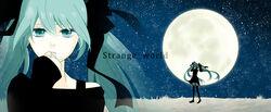 Strange World Miku