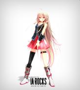 IA ROCKS модель