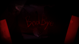 "Image of ""Badbye"""
