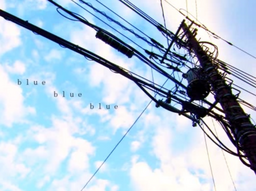 """Image of """"Blue blue blue"""""""