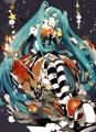 Hatsune Miku 2014 Halloween Party Main Visual.png