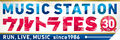 MUSIC STATION Ultra FES logo