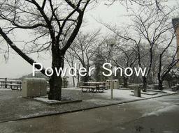 "Image of ""Powder Snow"""