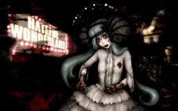 """Image of """"ヘイトフルワンダーランド (Hateful Wonderland)"""""""
