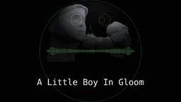 """Image of """"A Little Boy In Gloom"""""""
