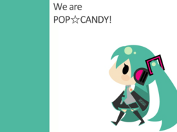 "Image of ""We are POP☆CANDY!"""