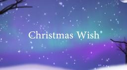 """Image of """"Christmas Wish"""""""