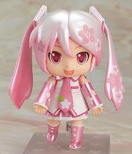 Nendoroid Sakura Mikudayo