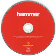 Hammer album disc