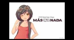 """Image of """"Más que Nada"""""""