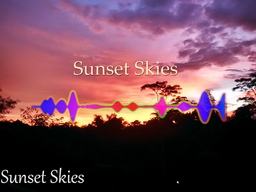 "Image of ""SunSet Skies"""