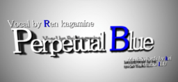 "Image of ""PERPETUAL BLUE"""