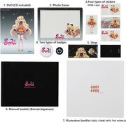 SeeU Limited Edition Contents