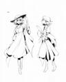 Girl Manga ver