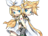 Kagamine Rin/Len (персонажи)