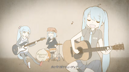 "Image of ""スリーコード ラヴレター (Three Chord Love Letter)"""