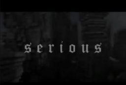"Image of ""So Serious"""